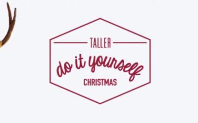 Taller DIY navidad en ByAdrenaline Coworking