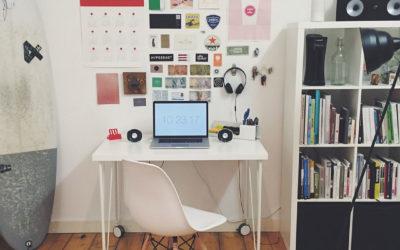 Coworking vs casa