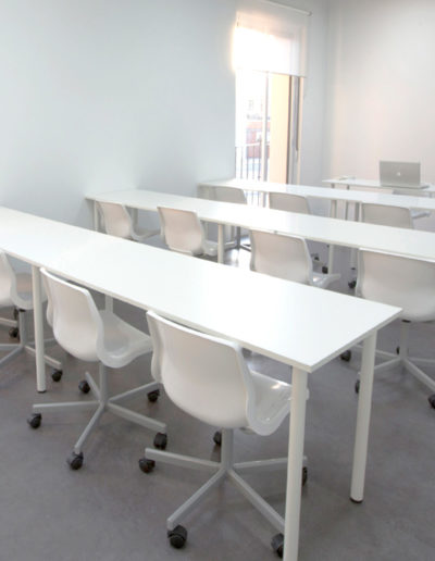 alquiler aulas Alcalá de Henares