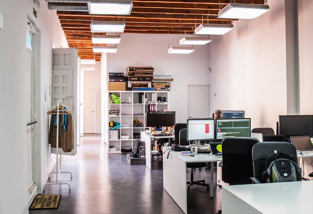 Coworking - Alquiler puestos de trabajo